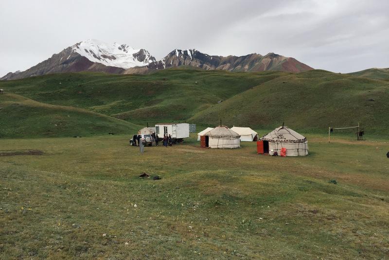 Jurten Camp Kirgistan