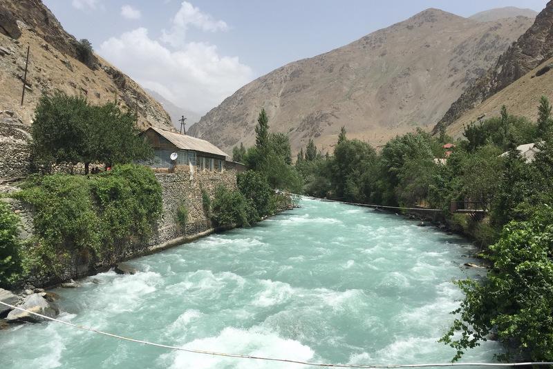 Kalai Khumb Pamir Highway Tadschikistan