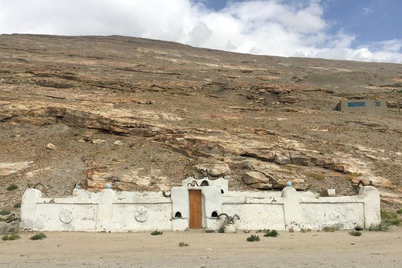 Mazar Wachan Tal Korridor Tadschikistan