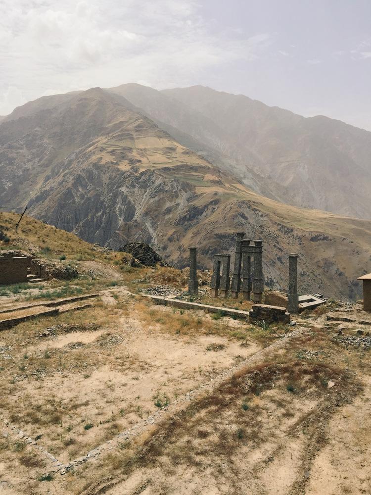 Ruinen Koron Kalai Khumb