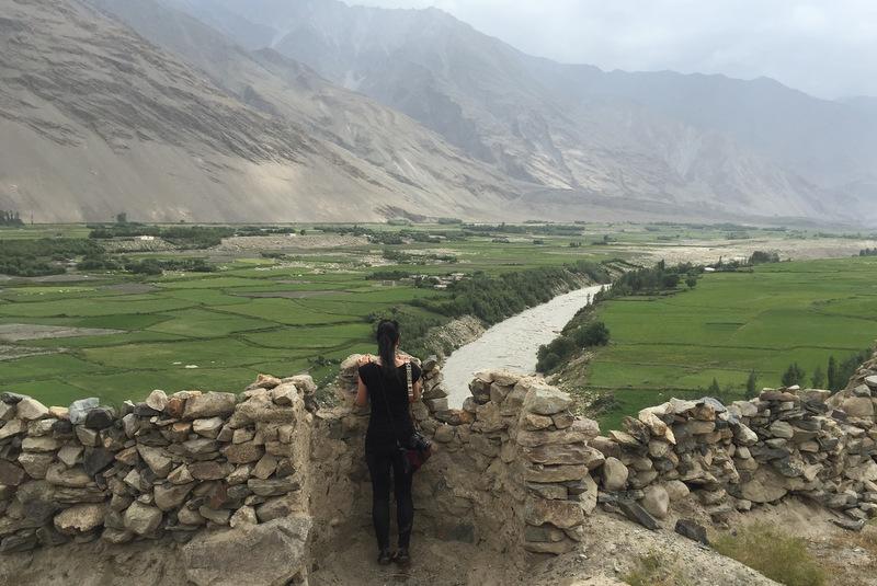 Wachan Khakha Festung