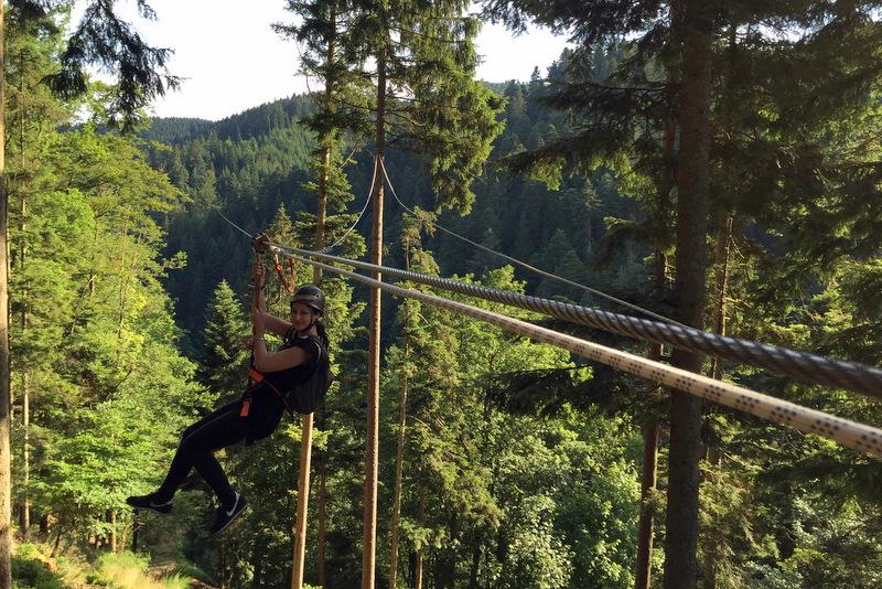 Zipline Schwarzwald Tipp