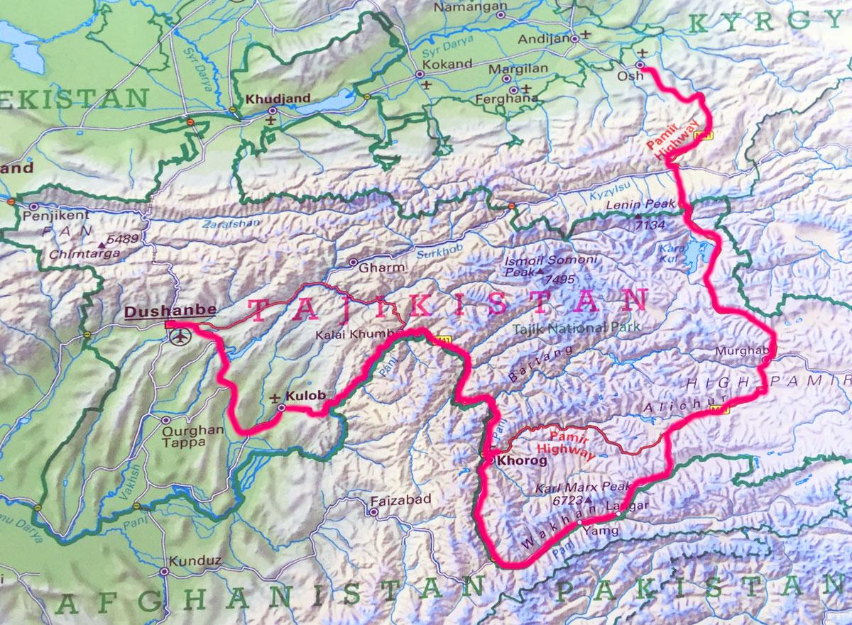 route-pamir-highway-dushanbe-osch