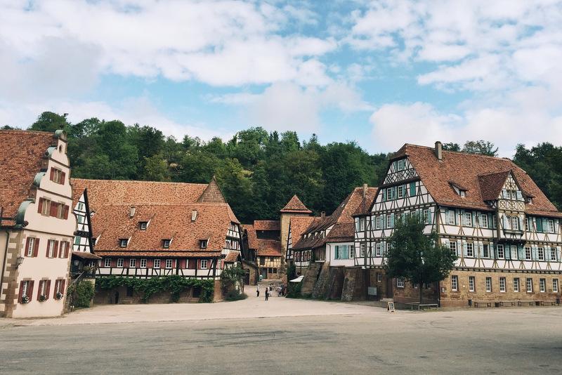 Kloster Maulbronn Fachwerkhäuser