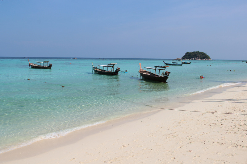 Ko Lipe Insel Thailand