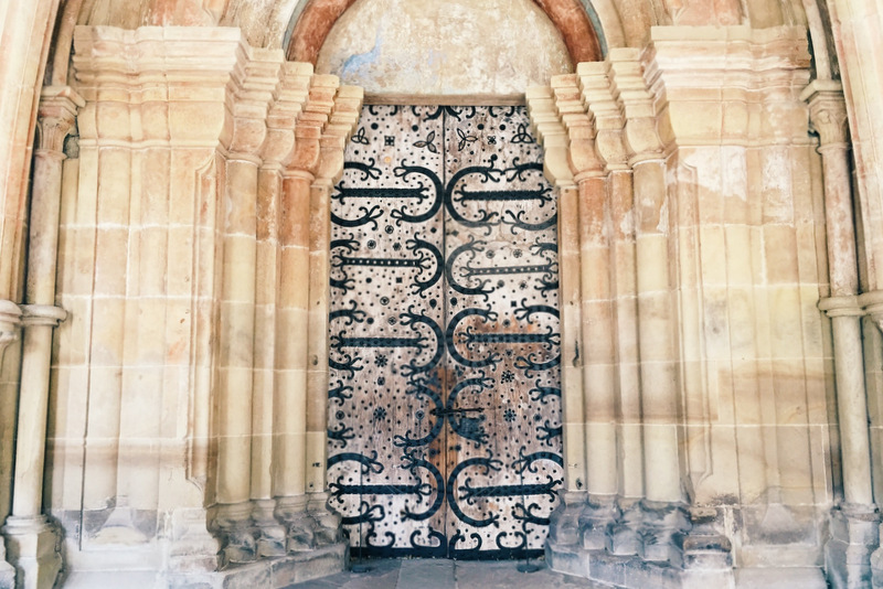 Portal Klosterkirche Maulbronn