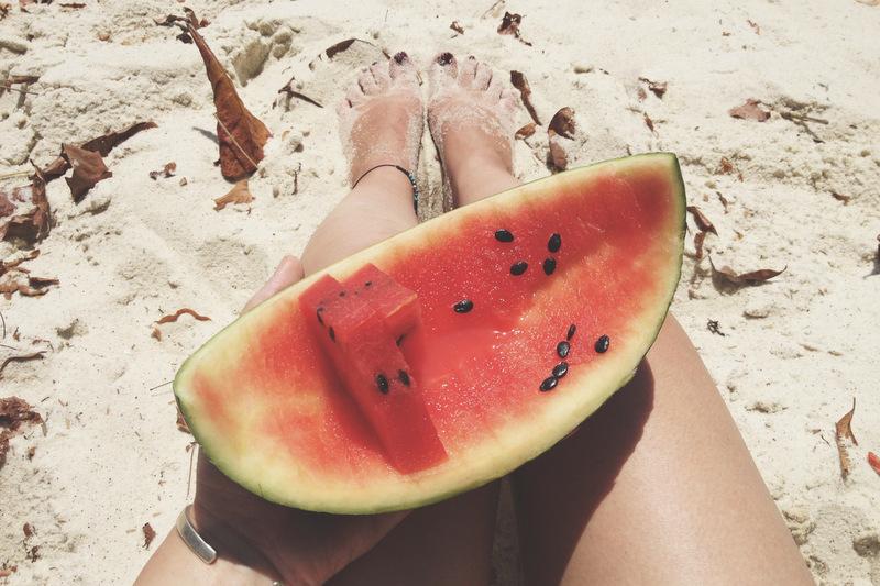 Wassermelone Thailand Strand