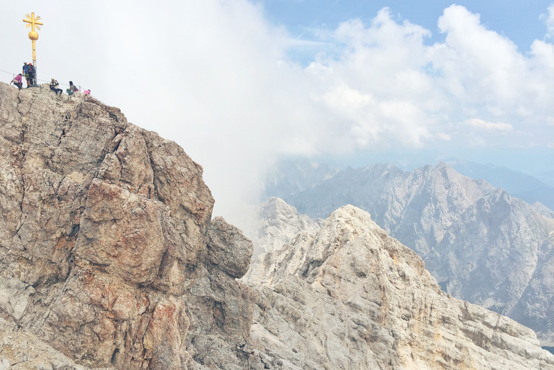 Zugspitze Gipfel