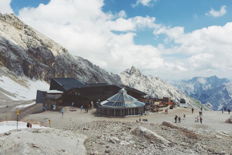 Zugspitze Gletscherbahn