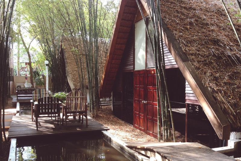 Bungalow Milky Bay Resort Koh Phangan Thailand