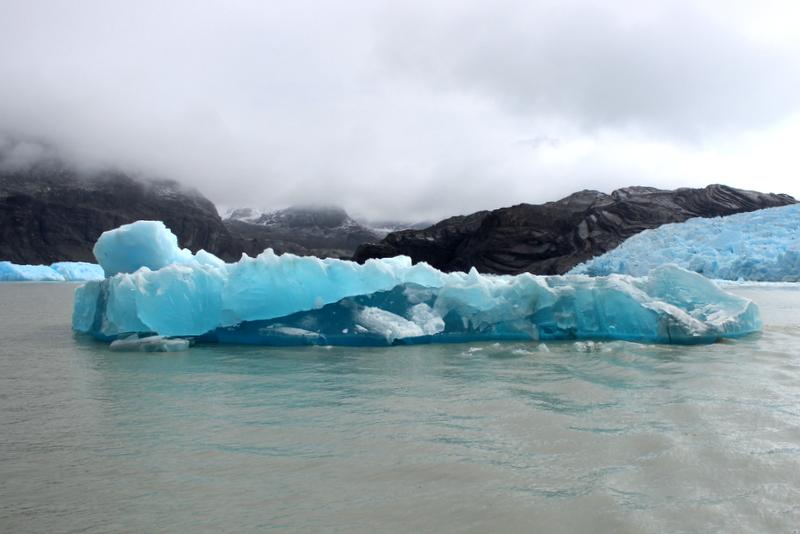 Eisberg Gletscher Patagonien