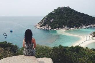 Inselhopping Thailand Koh Samui Koh Phangan Koh Tao