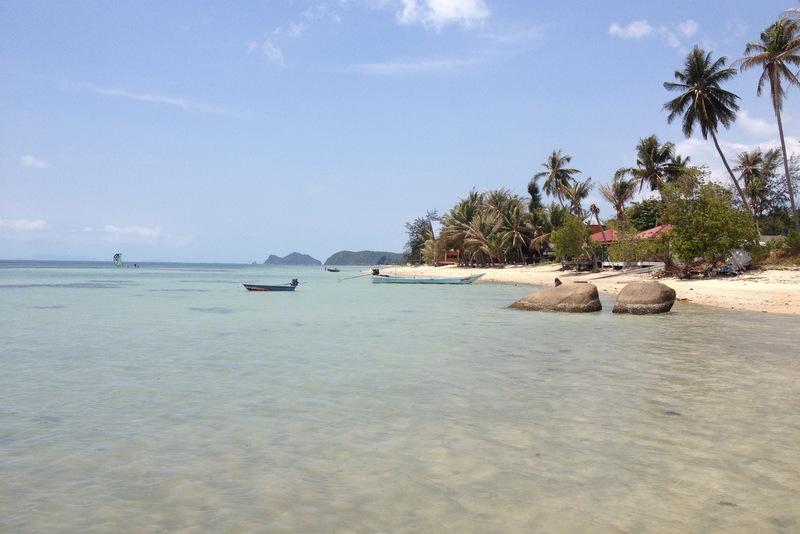 Koh Phangan Thailand Strand