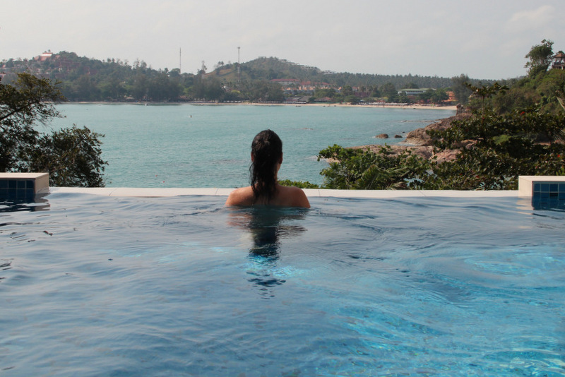 Koh Samui Infinity Pool Tongsai Bay