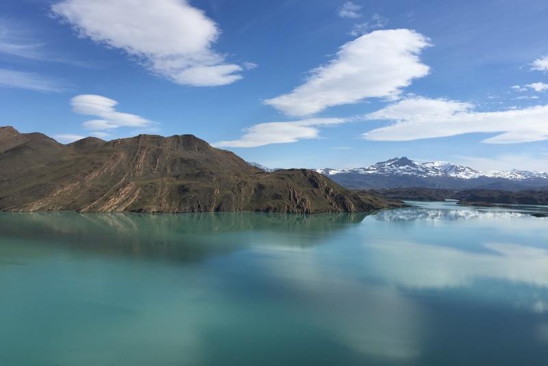 Lake Nordenskjold Torres del Paine Patagonien