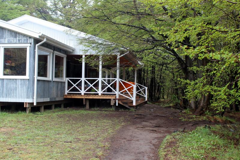 Refugio Grey Torres del Paine Camping
