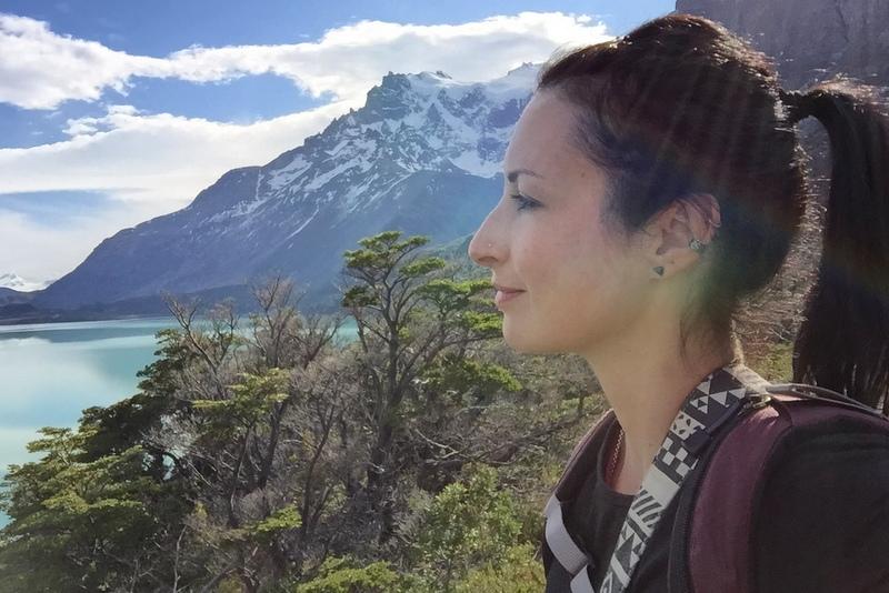 Susi Black Dots White Spots Patagonien