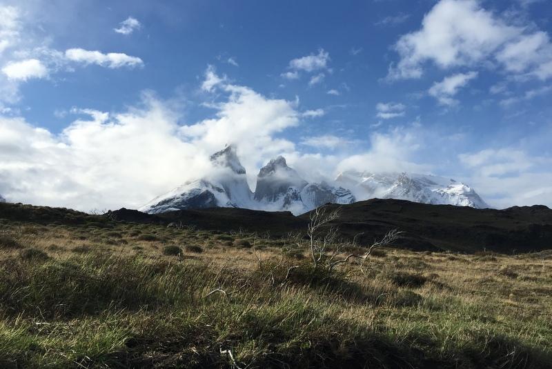 Torres del Paine Nationalpark Landschaft