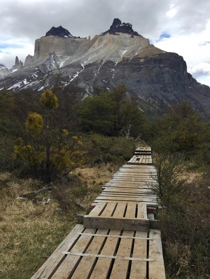 Trekking Patagonien Torres del Paine Wandern