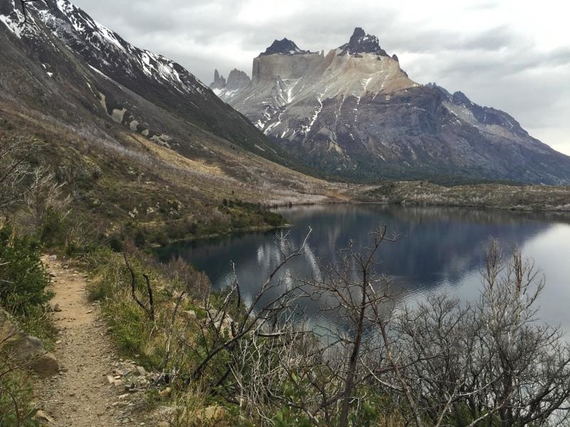 Trekking Torres del Paine Wanderweg Los Cuernos