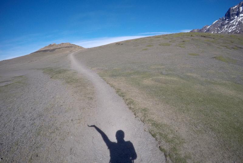 W Circuit Torres del Paine Start