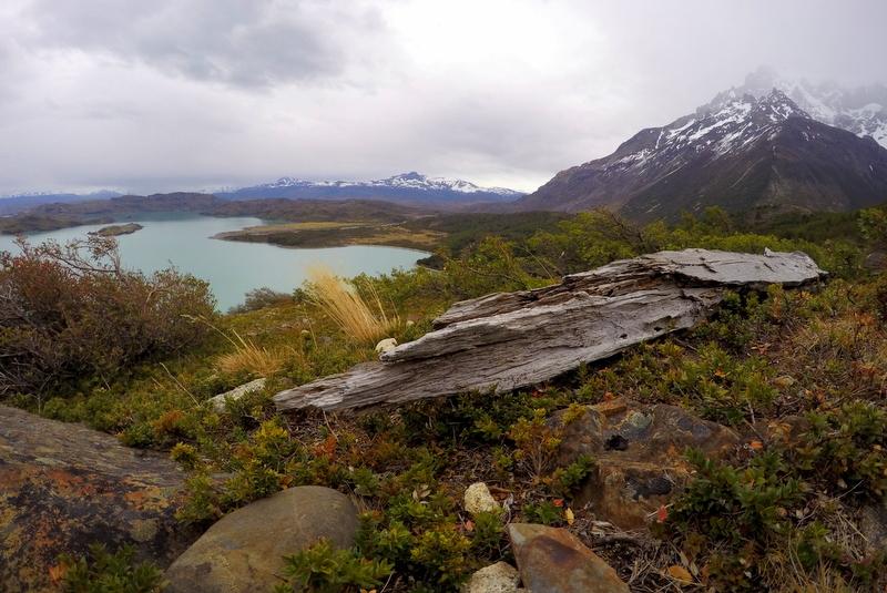 W Circuit Torres del Paine wandern Trekking