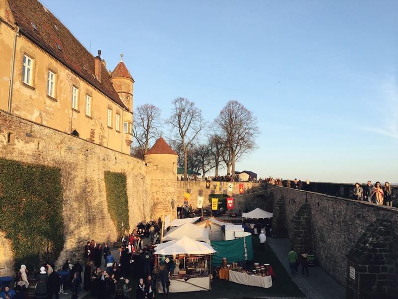 Adventsmarkt Burg Stettenfels