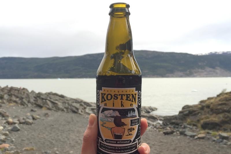 Craft Beer Patagonien Chile Bier chilenisches Bier Puerto Natales