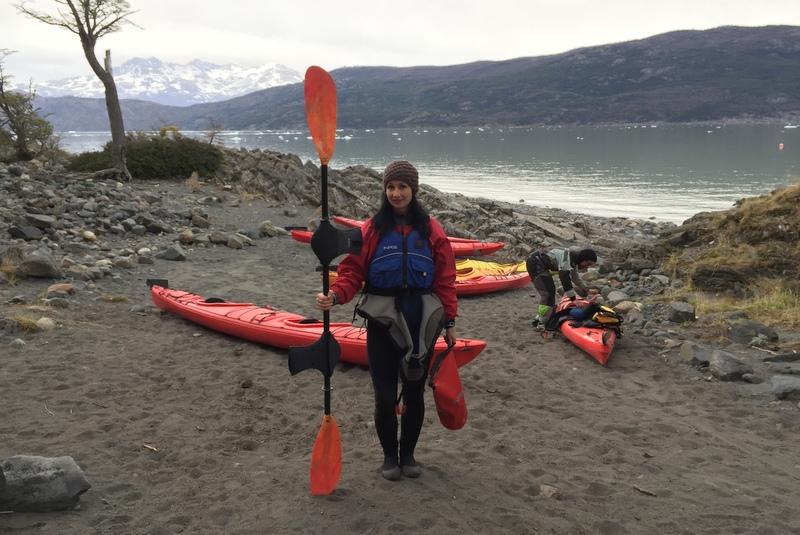 Kajaktour Lago Glacier Grey Torres del Paine Chile