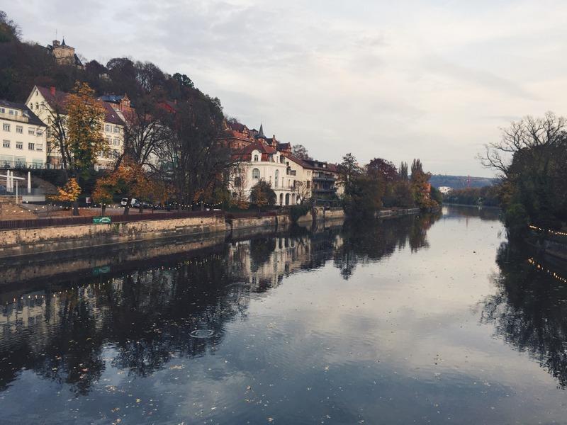 Tuebingen Neckarufer Ausflugstipp