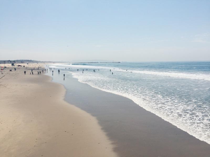Venice Beach Strand Pier Los Angeles