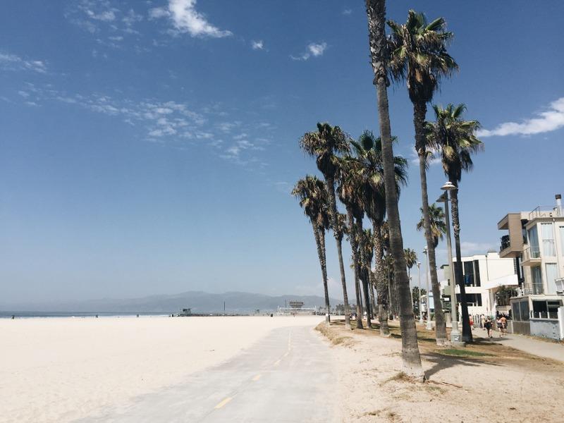 Venice Beach Strandpromenade LA Boardwalk