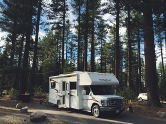 Wohnmobil Camper USA Kalifornien