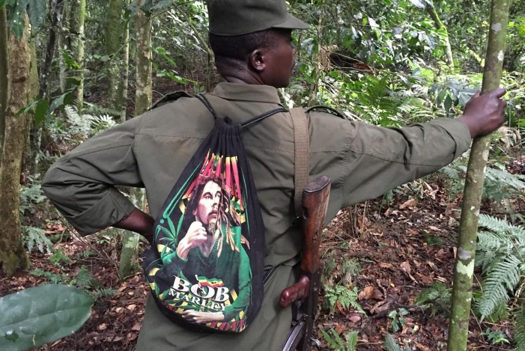 Ranger Gorilla Tracking Uganda Bwindi