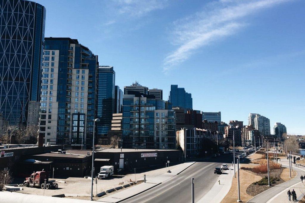 Calgary Tipps Skyline