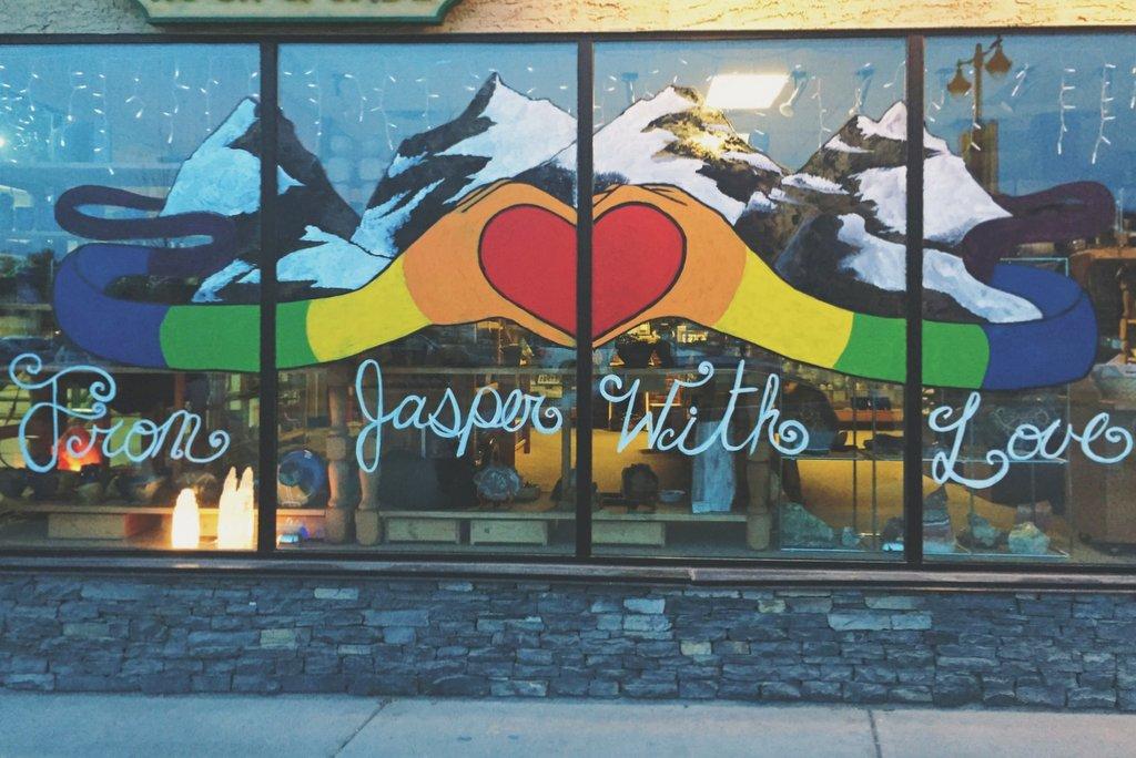 Jasper Kanada Pride Week