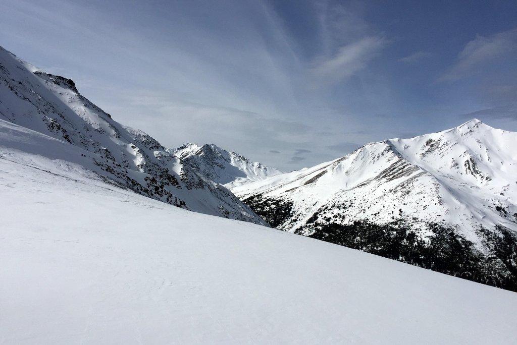 Marmot Basin Jasper Skifahren Kanada