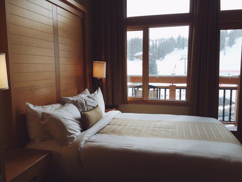 Sunshine Village Lodge Ski in Ski out Kanada Rockies Banff