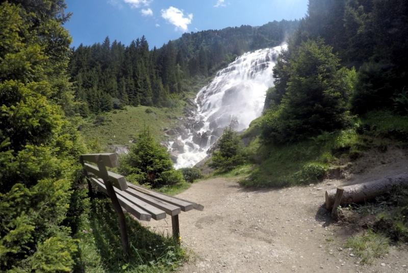 10 Grawa Wasserfall Aussichtspunkt