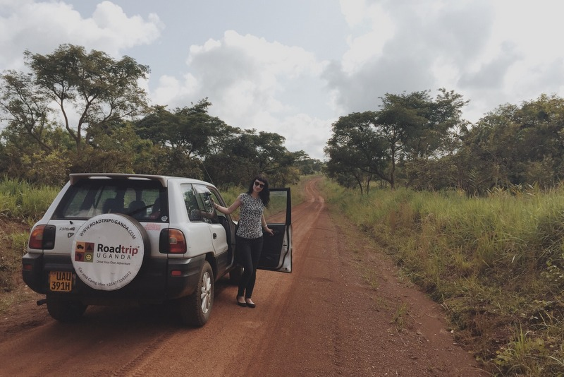 Autofahren in Uganda Mietwagen Roadtrip Uganda