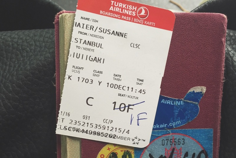Business Class Upgrade Turkish Airlines