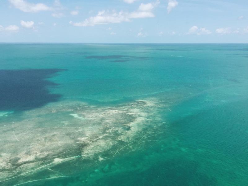 Florida Keys von oben
