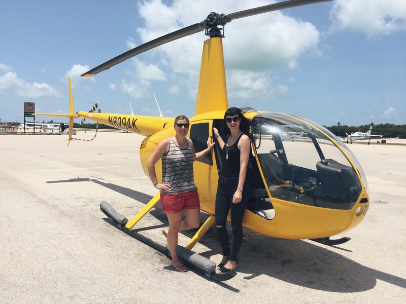 Helikopter Florida Keys Tour