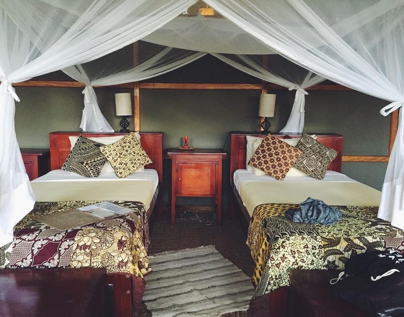 Ishasha Wilderness Camp Uganda