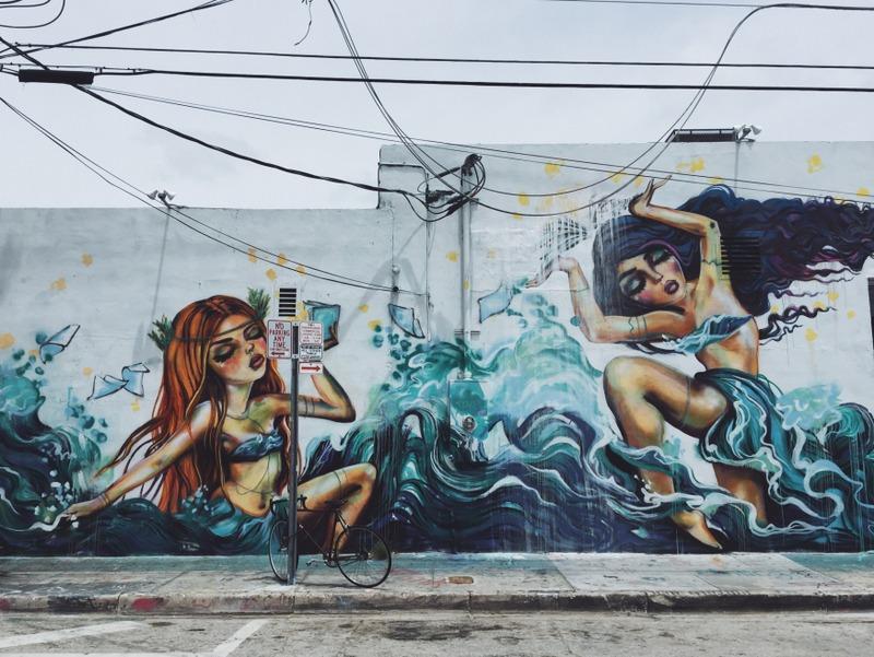 Mural Wynwood Miami Streetart