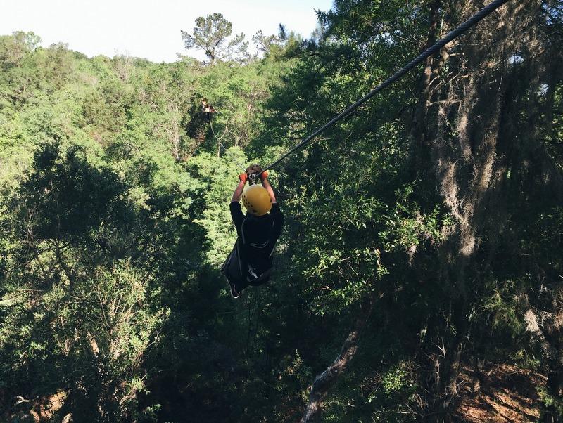 Ocala Zipline Florida Outdoor Adventure Action Tipps Aktivitäten