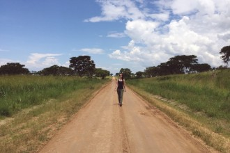Queen Elizabeth Nationalpark Uganda Safari