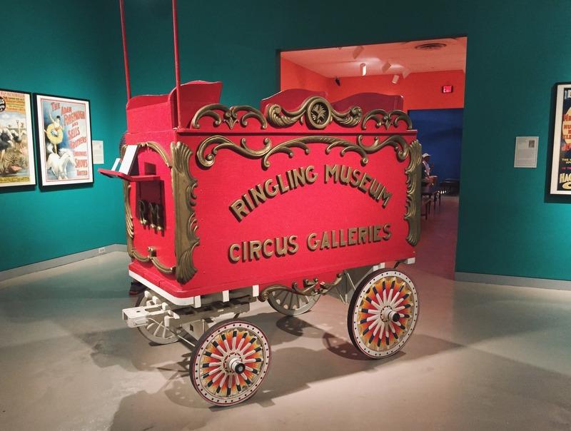 Ringling Circus Museum Sarasota Tipp