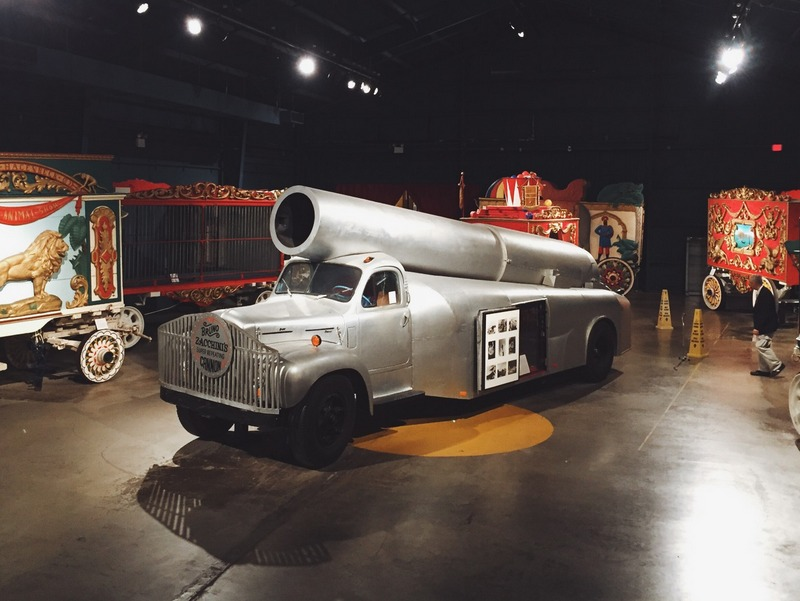 Sarasota Ringling Zirkusmuseum