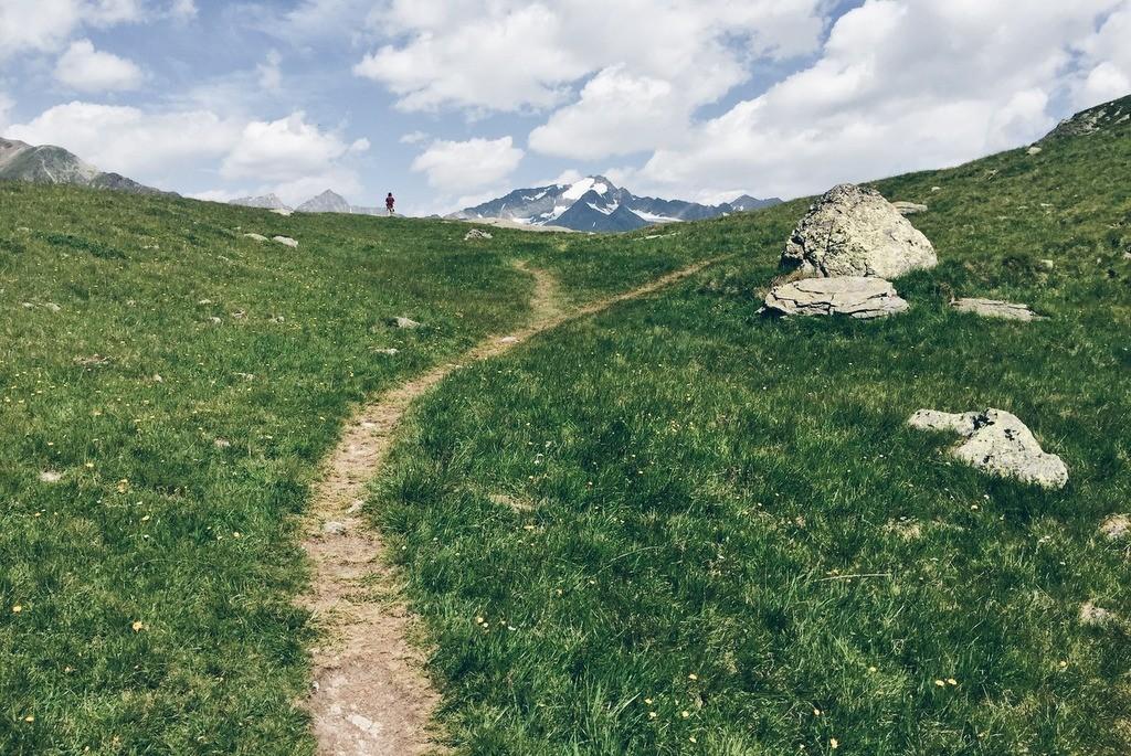 Sommerwanderung Oestereich Tirol Stubai Alpen